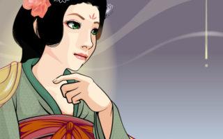 美男美女-奈良時代-