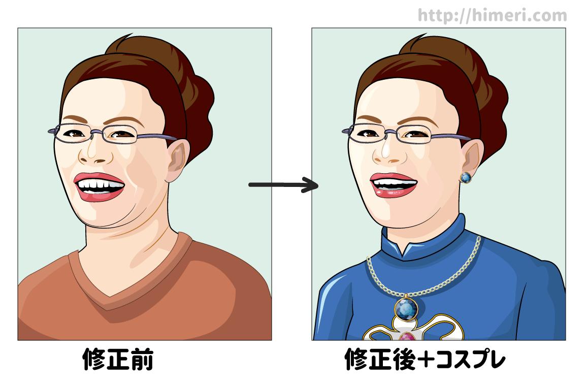 柴田理恵さん