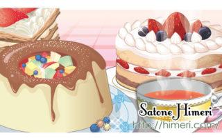 食べ物-ケーキ-
