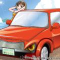 マンガ-車-