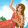 美男美女-フラダンス-